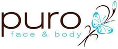 Puro Face Body Huidverbetering en Wellness Logo